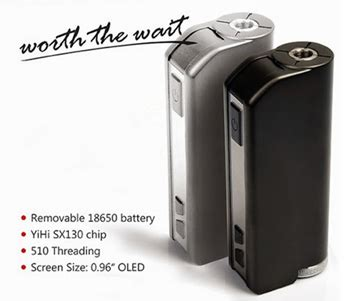 Casing Baterai Transparan Untuk 2x18650 4x16430 pioneer4you ipv mini 30w variable voltage wattage box mod silver jakartanotebook