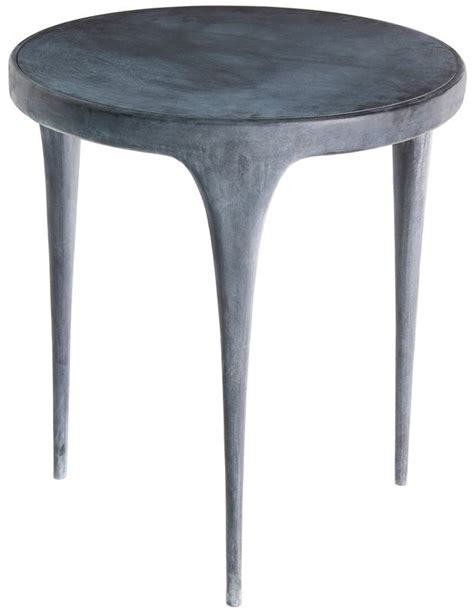 Zinc Side Table 14 Best Images About Molds And On Pewter Lost And Wood Veneer