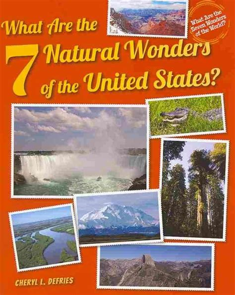 what are the 7 wonders of the united states