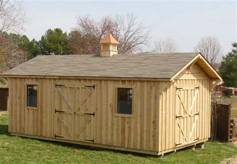 Hilltop Storage Sheds by Deluxe Shed