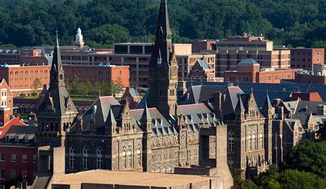 Best Mba Programs Washington Dc by Georgetown Makes Top 25 On Best Mba Programs List Wtop