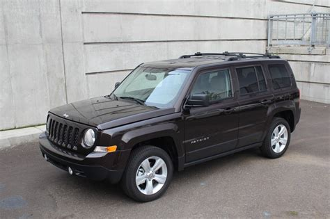 2014 Jeep Latitude 2014 Jeep Patriot Latitude Does It Drive Better Without