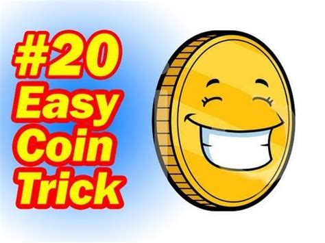 how to a tricks easy coin trick simple magic for children how to do magic tricks with coins