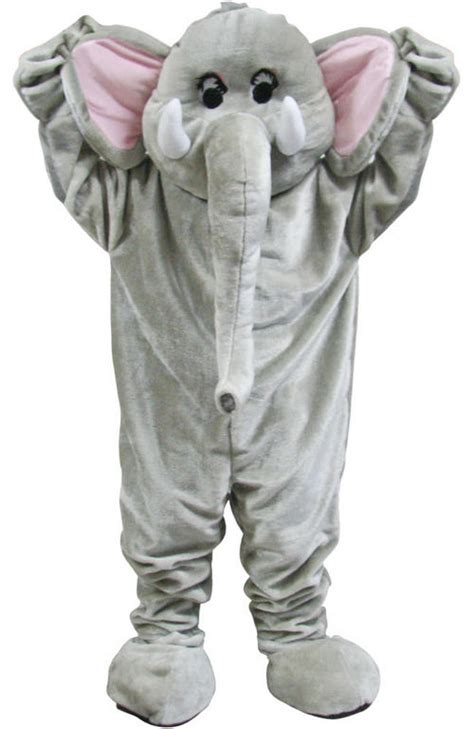 elephant costume elephant mascot costume storybook animal fancy dress mega fancy dress