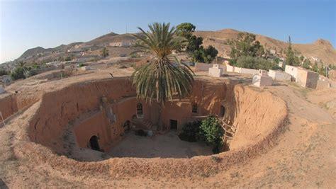 maison troglodyte tunisie les maisons troglodytes de matmata