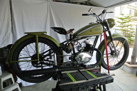 125 Triumph Motorrad by Triumph 125 Bdg Motorrad Bild Idee