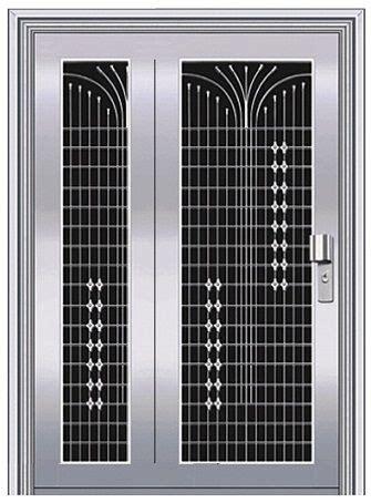 trending safety door designs  pictures