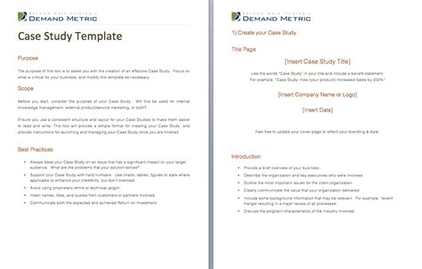 case study template related keywords case study template