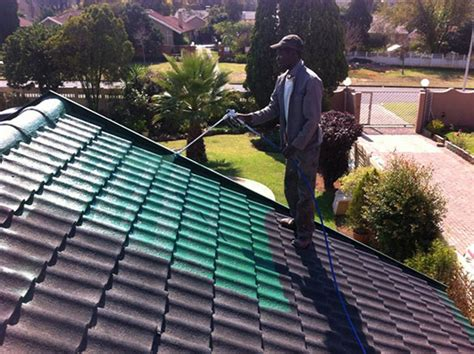 spray painting roof airless roof spray why paint your roof master