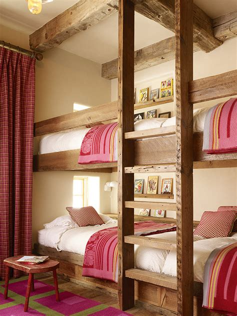bunk rooms boys bunk beds country boy s room kelly and abramson