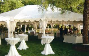 Backyards For Rent For Weddings by Table And Tent Rentals Trend Home Design And Decor