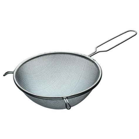 Kitchen Sieve by Kitchen Craft Traditional 7 Quot Tinned Icing Sugar Flour