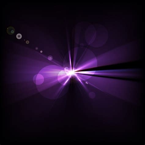 light with background with purple light vector free