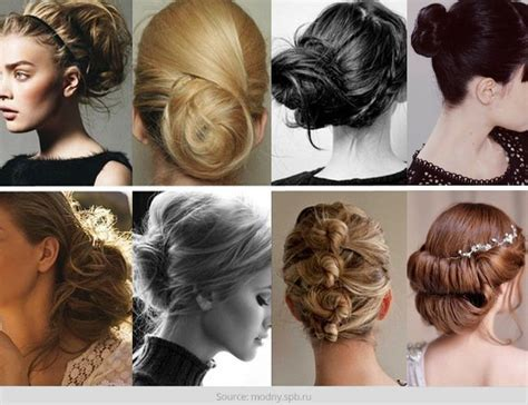 Pictures Of Different Hairstyles by Different Types Of Hair Style Buns Hair Is Our Crown
