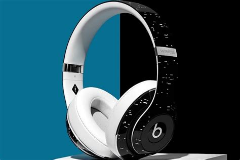 Beats By Dre Detox Headphones Release Date by Pigalle X Beats By Dre Release Limited Edition Studio