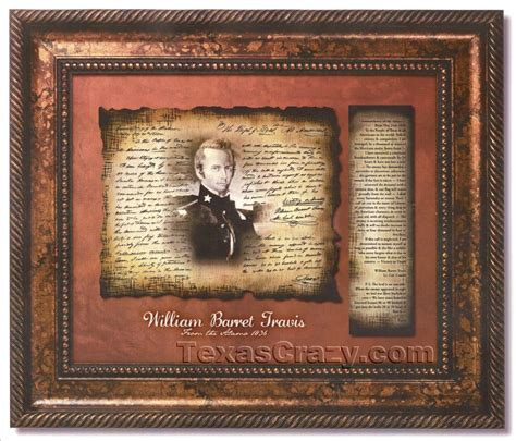 home interiors and gifts framed art buy william travis letter framed unique texas gifts