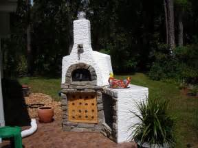 Backyard Cottage Kits by Outdoor Pizza Oven Pictures