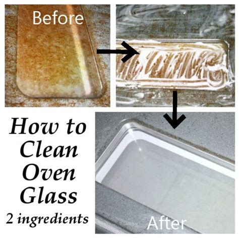 How To Clean Glass Door On Oven by Diy Oven Cleaning Hacks For Cleansing Your Kitchen