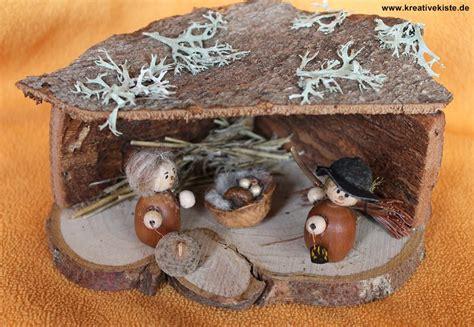 fensterdeko weihnachten für kinder herbstdeko basteln krippe raum und m 246 beldesign inspiration