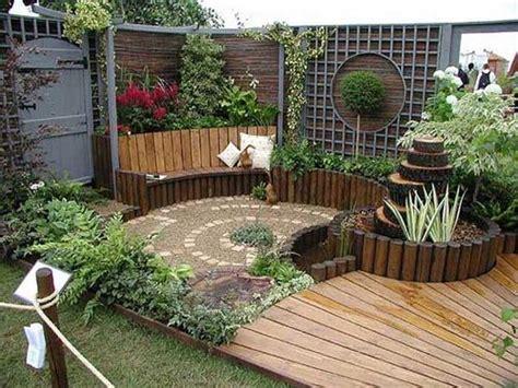 imagenes jardines pequeños rusticos decoraci 243 n y dise 241 o de jardines interiores modernos y
