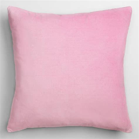 Lilac Pillows by Lilac Mist Velvet Throw Pillow World Market