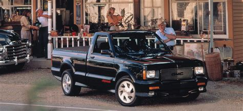 gmc syclone typhoon vintage views gmc syclone and typhoon articles