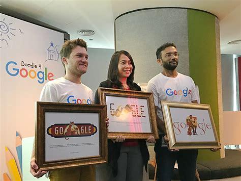 doodle tema sekolah malaysia membuka kembali pertandingan doodle 4