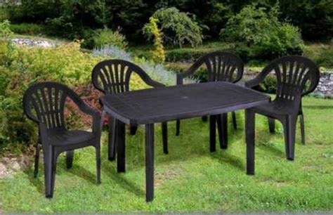 Table De Jardin En Resine Pas Cher