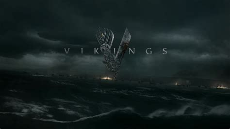 theme music vikings the history channel works with the mill new york on