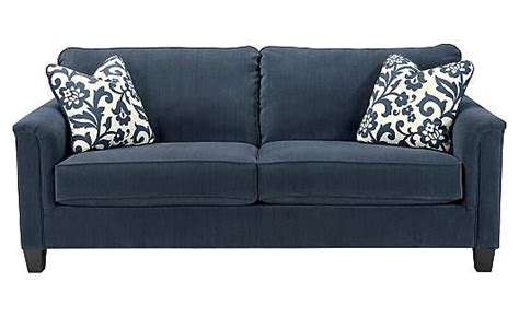 ashley furniture blue couch keendre indigo sofa ashley furniture new furniture