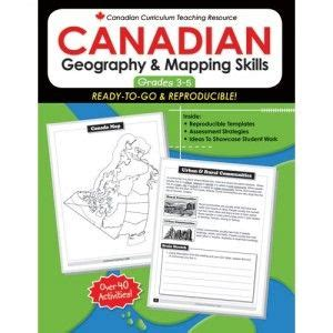 5 themes of geography ontario canadian geography textbook grade 9 making connections