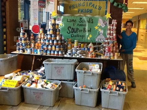 The Pantry Bedford by School Announces 2nd Annual Souper Bowl To Benefit