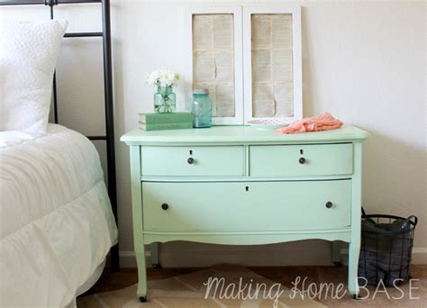mint home decor mint painted nightstand mint home decor with paint