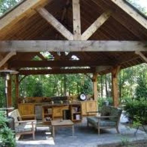 pavilion backyard backyard pavilion back yard ideas pinterest
