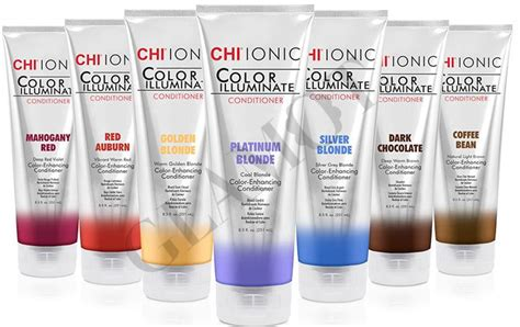 chi color chi color illuminate conditioner glamot