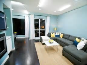 living room with dark wood floors homesfeed