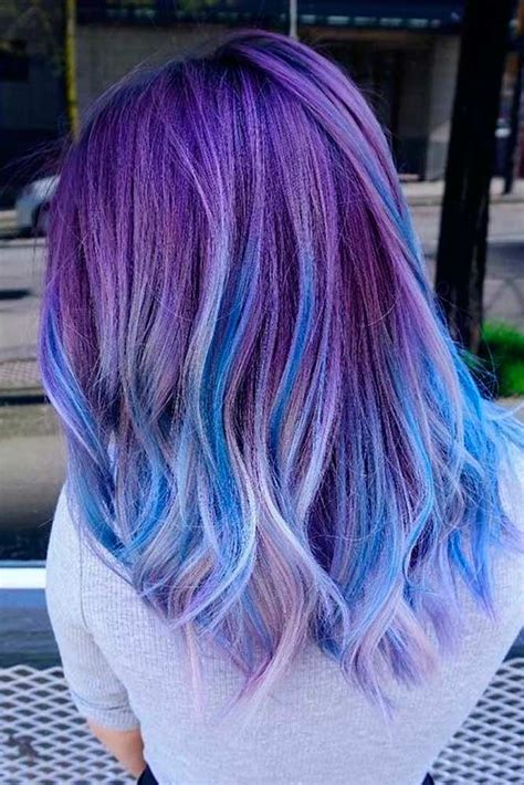 cool hair dye colors best 25 best purple hair dye ideas on best