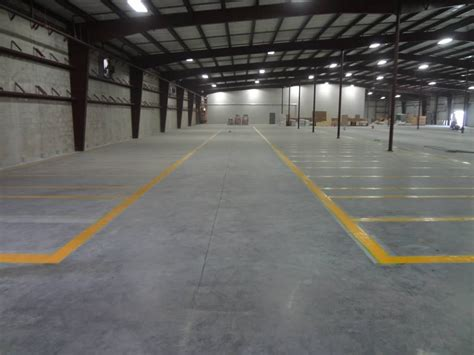Warehouse Floor warehouse floor striping