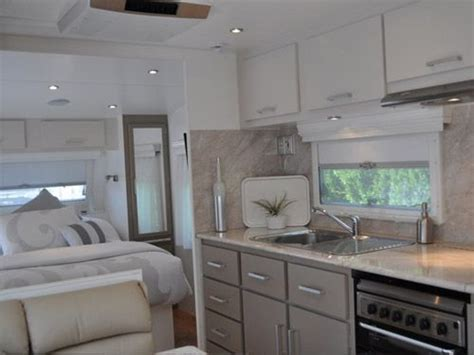 25 best ideas about caravan interiors on cer interior space trailer and lights