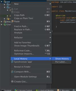 is android studio better than eclipse intellij idea android studio seeing which files a change