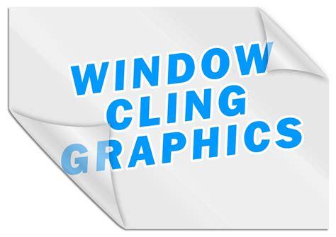 window clings static window clings