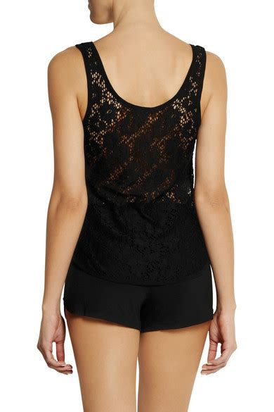 Macpherson Intimates by Macpherson Intimates Hippy Crochet Knit And Stretch