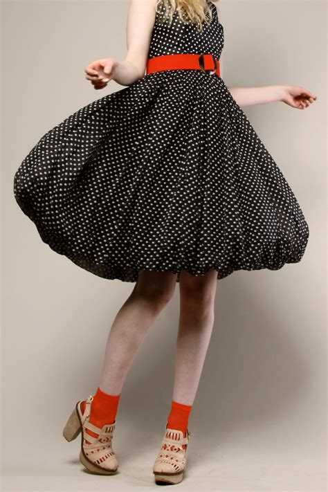 Skirt Balon black mini skirt dress pattern