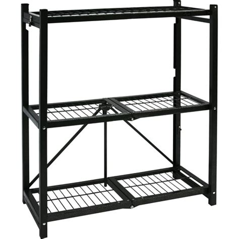 Origami Shelving Unit - origami general purpose shelving unit black walmart