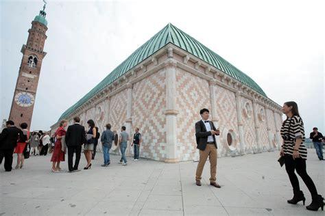 basilica palladiana terrazza terrazza della basilica superata quota 41 mila presenze