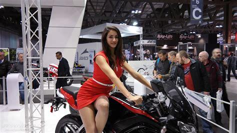 Motorradmesse Paris by Hot Girl Of The 2014 Eicma Milan Bike Show Live Photos 63