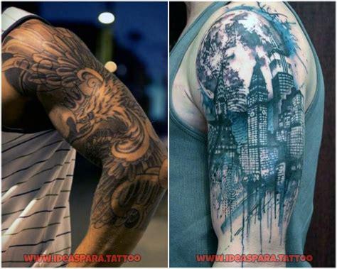 imagenes tatuajes media manga para hombres 100 los tatuajes de flores y los mejores tatuajes