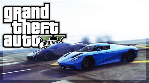 koenigsegg hennessey gta 5 fastest cars in the race koenigsegg