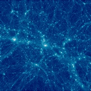 universe pattern fabric weaving the cosmic web the fabric of the universe
