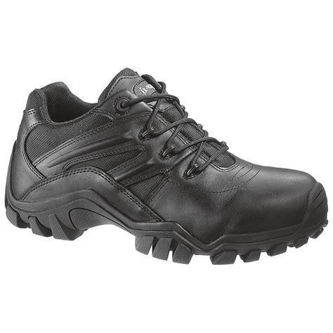 delta army boots ori low s bates 174 delta low oxford shoes black 213415